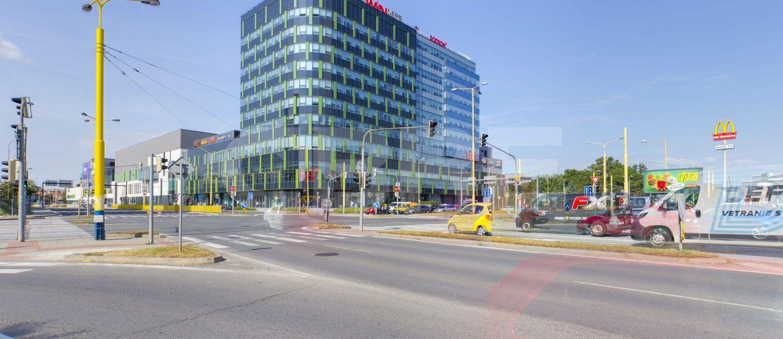 Aupark Tower Košice, Košice - Staré Mesto | Prenájom kancelárií od CBRE