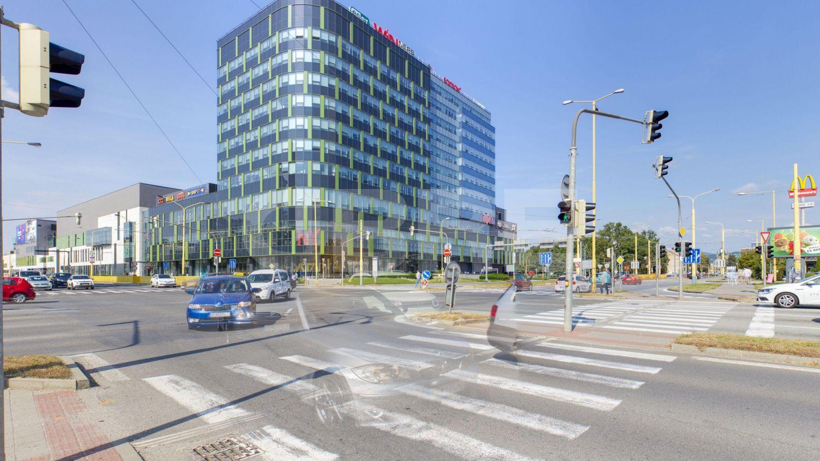 Aupark Tower Košice, Košice - Staré Mesto | Prenájom kancelárií od CBRE | 1