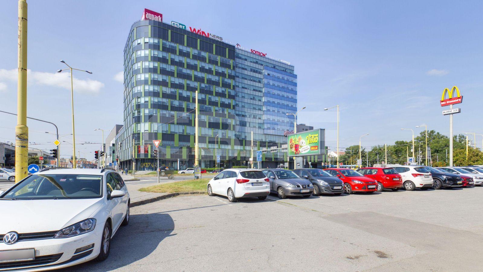 Aupark Tower Košice, Košice - Staré Mesto | Prenájom kancelárií od CBRE | 2