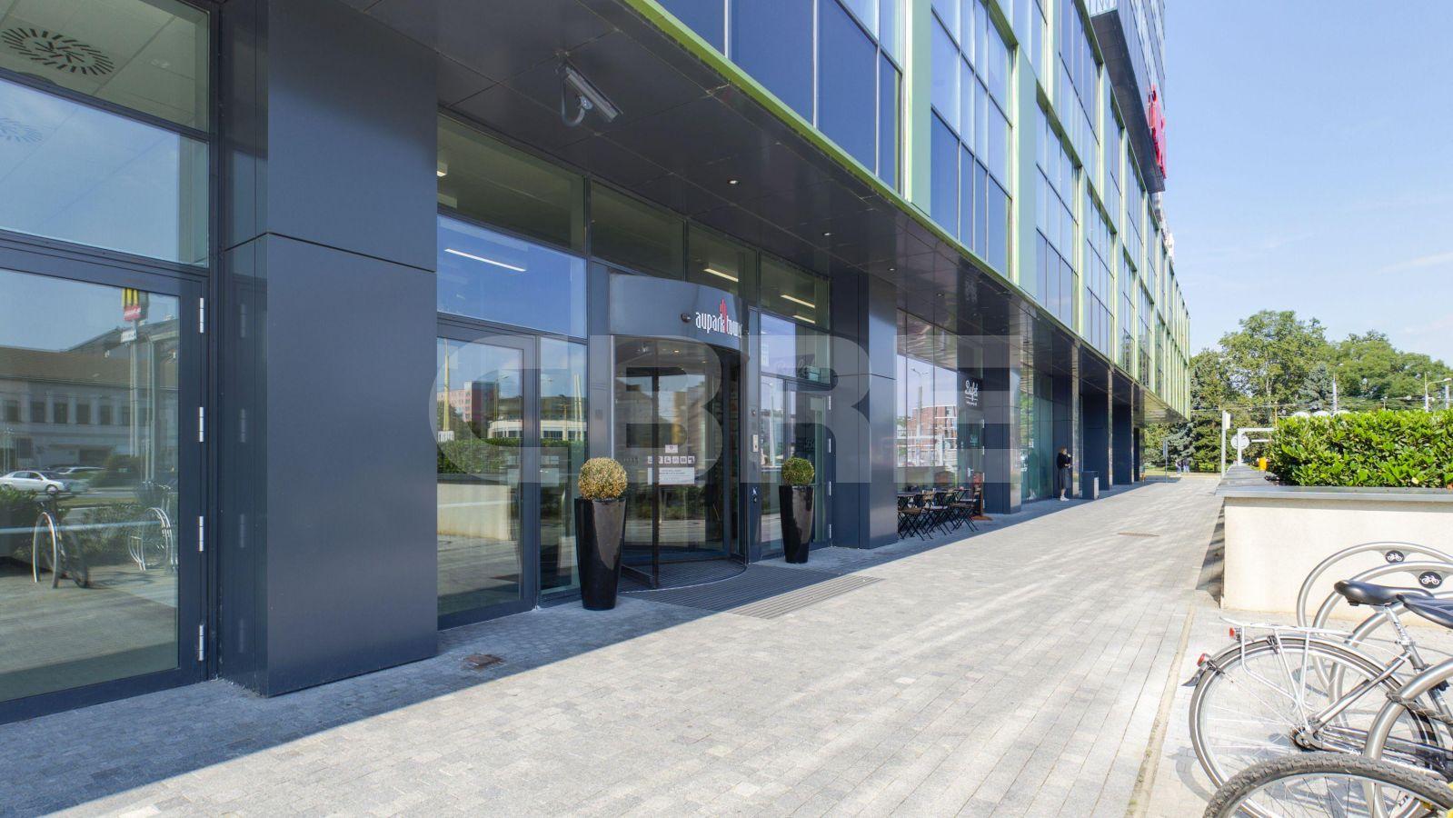 Aupark Tower Košice, Košice - Staré Mesto | Prenájom kancelárií od CBRE | 3
