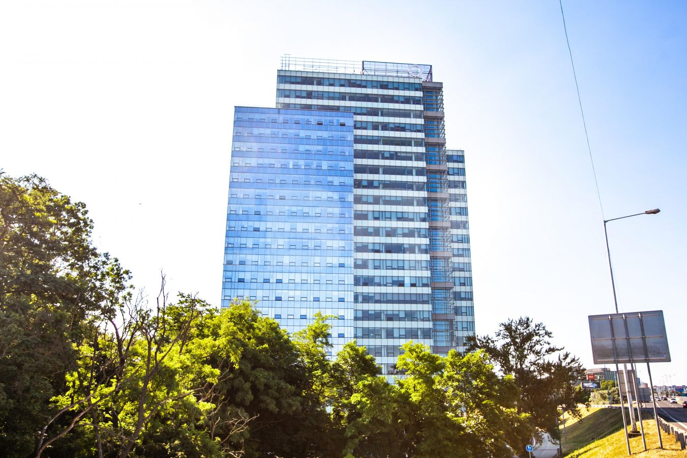 Aupark Tower BA, Bratislava - Petržalka | Offices for rent by CBRE | 1