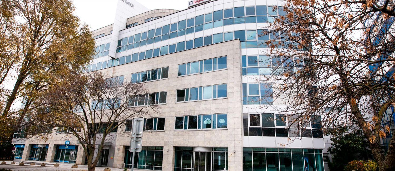 Plus centrum, etapa III., Bratislava - Petržalka | Prenájom kancelárií od CBRE
