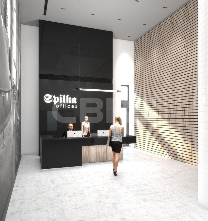 SPILKA Offices, Legionárska, Bratislava - Staré Mesto | Prenájom kancelárií od CBRE | 3