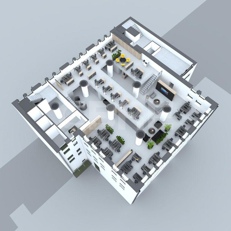 SPILKA Offices, Legionárska, Bratislava - Staré Mesto | Offices for rent by CBRE | 6