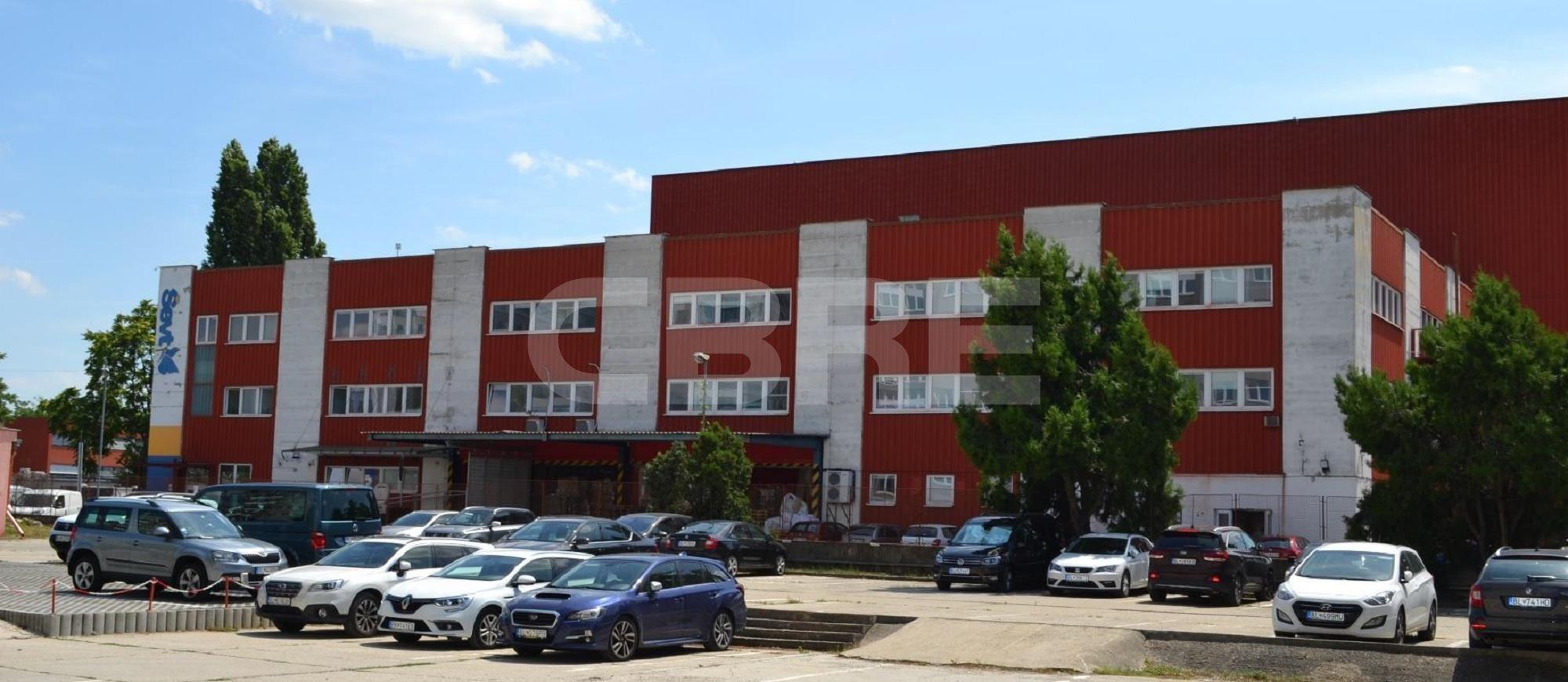 Plynarenska 6, Flexi box, Bratislava - Ružinov | Offices for rent by CBRE | 1