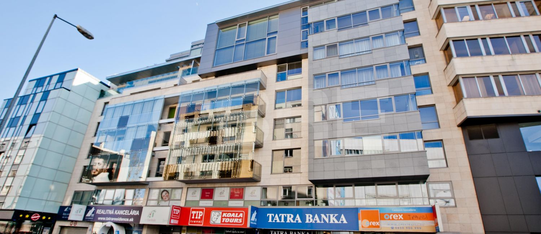 Dunajská 6, Bratislava - Staré Mesto | Offices for rent by CBRE
