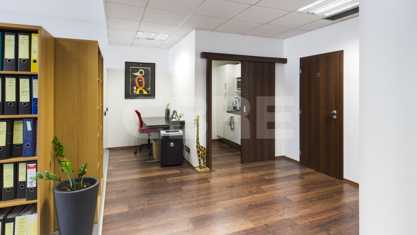 Dunajská 6, Bratislava - Staré Mesto | Offices for rent by CBRE | 2