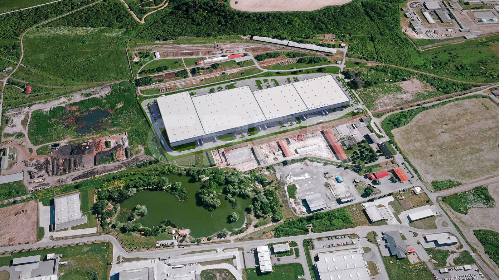BESICO Park Martin, Žilina Region, Martin | Warehouses for rent or sale by CBRE | 6