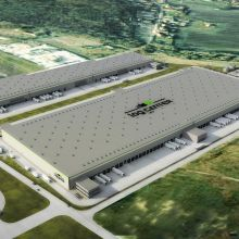 LOG CENTER R7 - Hall 1, Trnava Region, Kostolné Kračany | Warehouses for rent or sale by CBRE