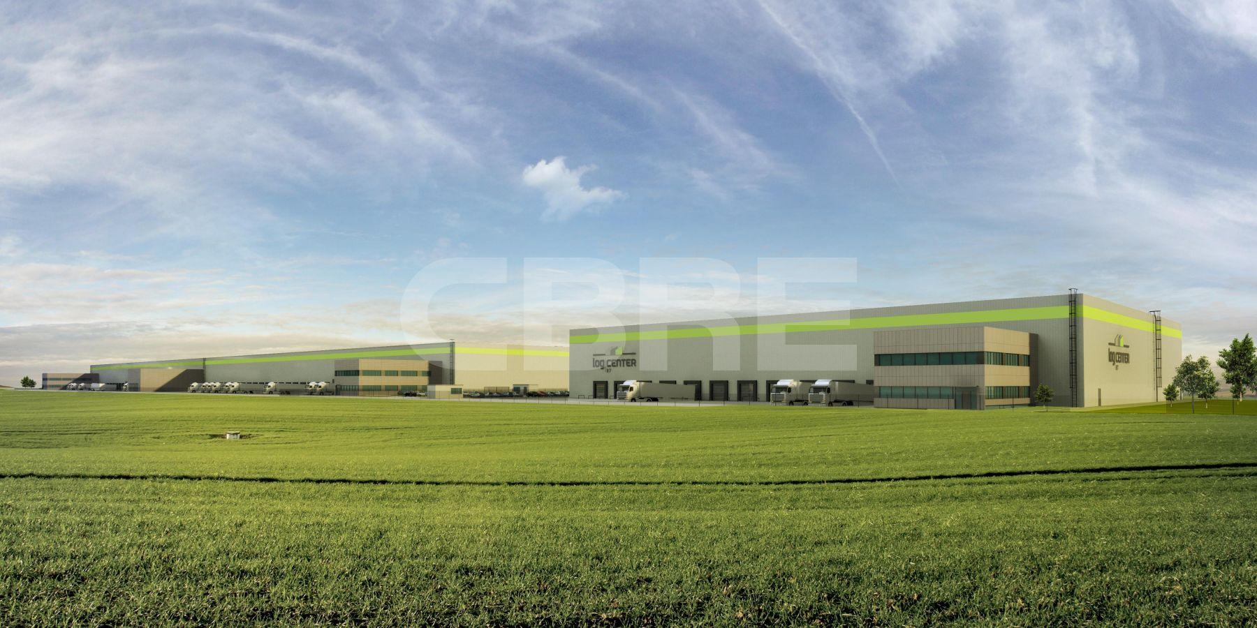 LOG CENTER R7 - Hall 1, Trnavský kraj, Kostolné Kračany | Prenájom a predaj skladov a výrobných hál od CBRE | 3