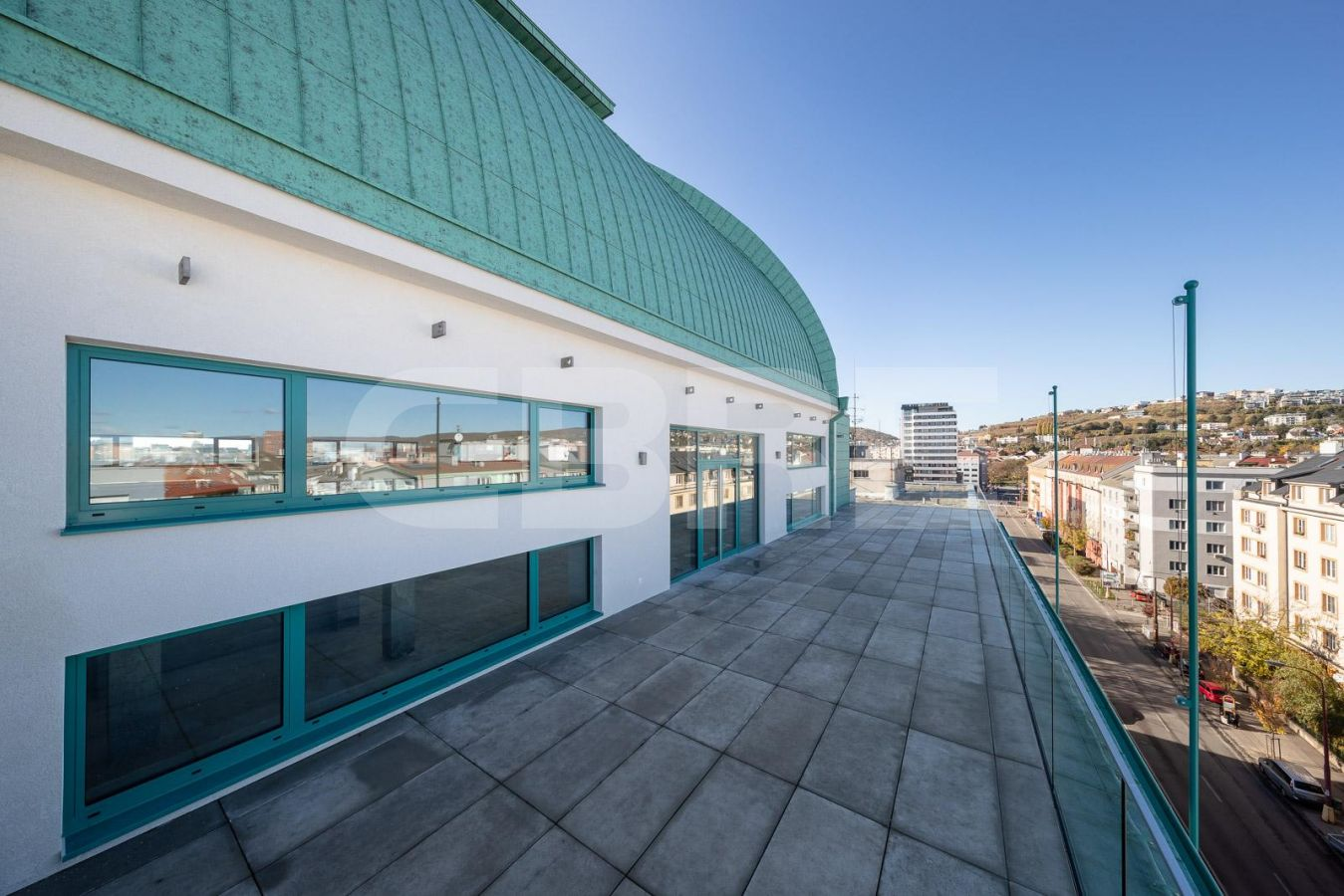 SPILKA Offices, Legionárska, Bratislava - Staré Mesto | Offices for rent by CBRE | 2
