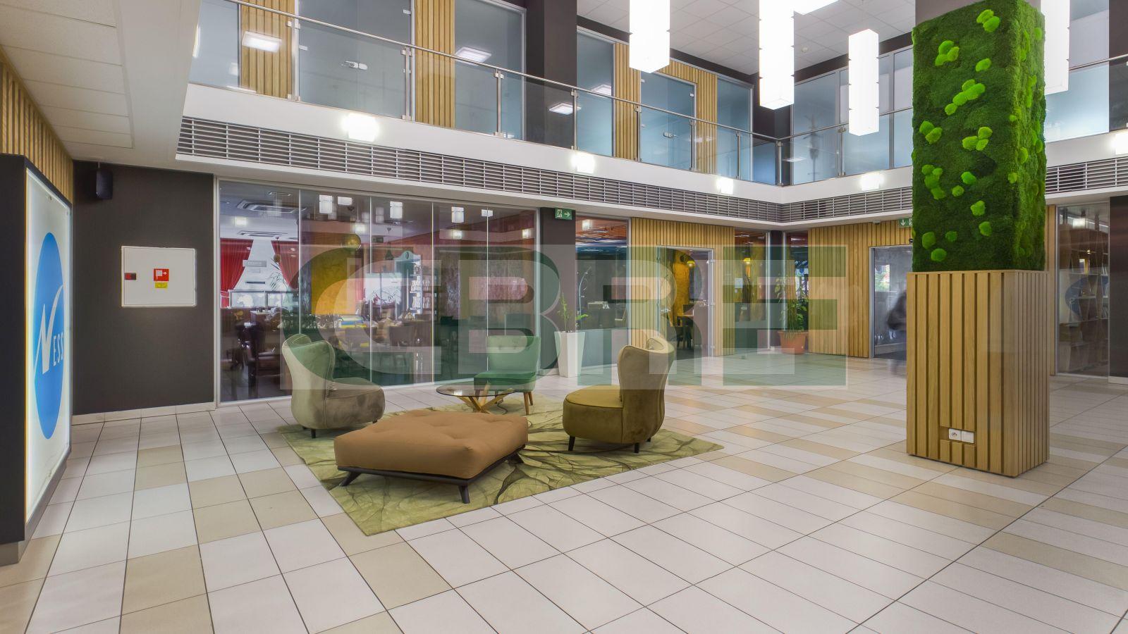 BCM BUSINESS CENTER MOLDAVSKÁ, Košice, Košice - Staré Mesto | Offices for rent by CBRE | 1