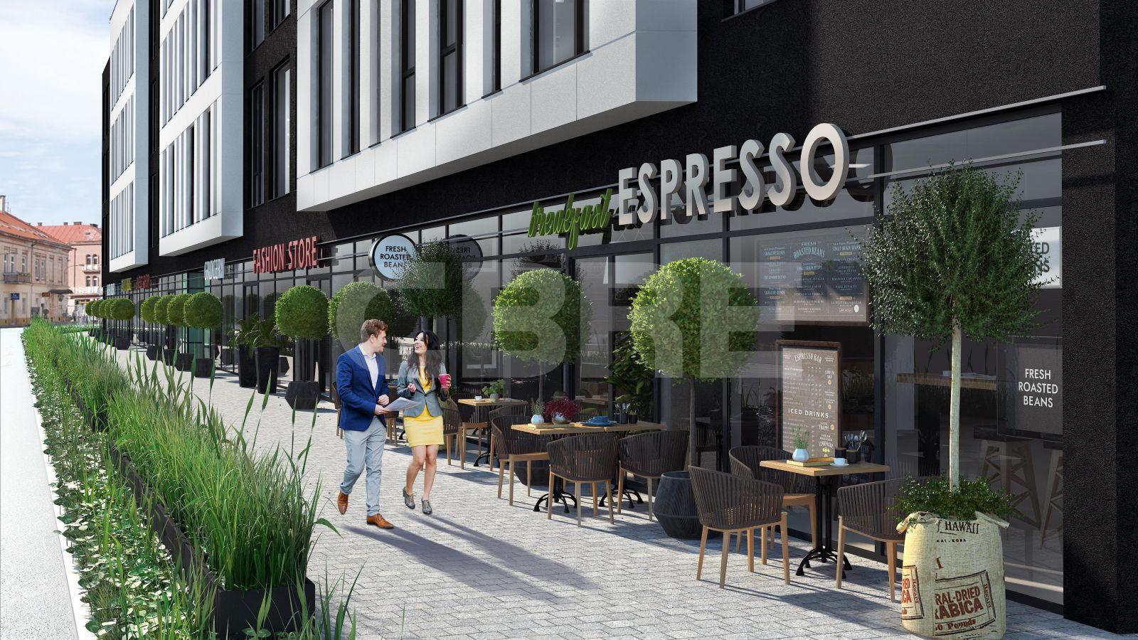 BASTION OFFICE CENTER, Košice, Košice - Staré Mesto | Offices for rent by CBRE | 3
