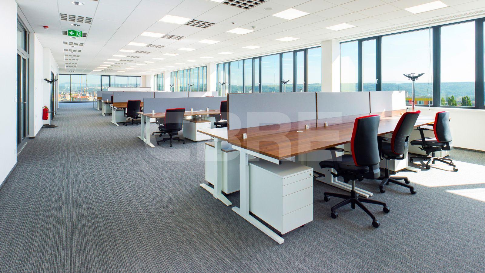 Business Center Tesla II., Košice - Staré Mesto | Offices for rent by CBRE | 2