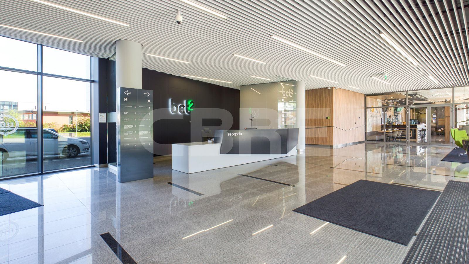 Business Center Tesla II., Košice - Staré Mesto | Offices for rent by CBRE | 3