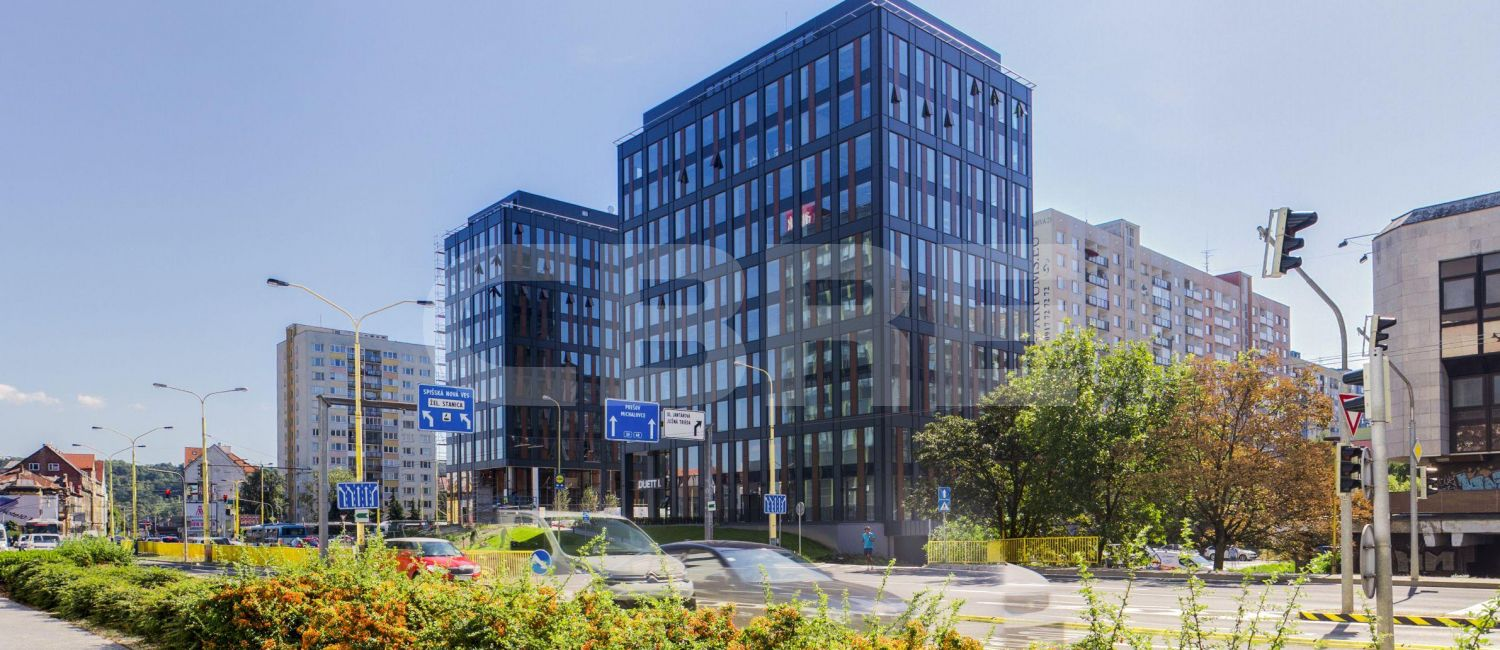 Duett Business Residence II, Košice - Staré Mesto | Offices for rent by CBRE