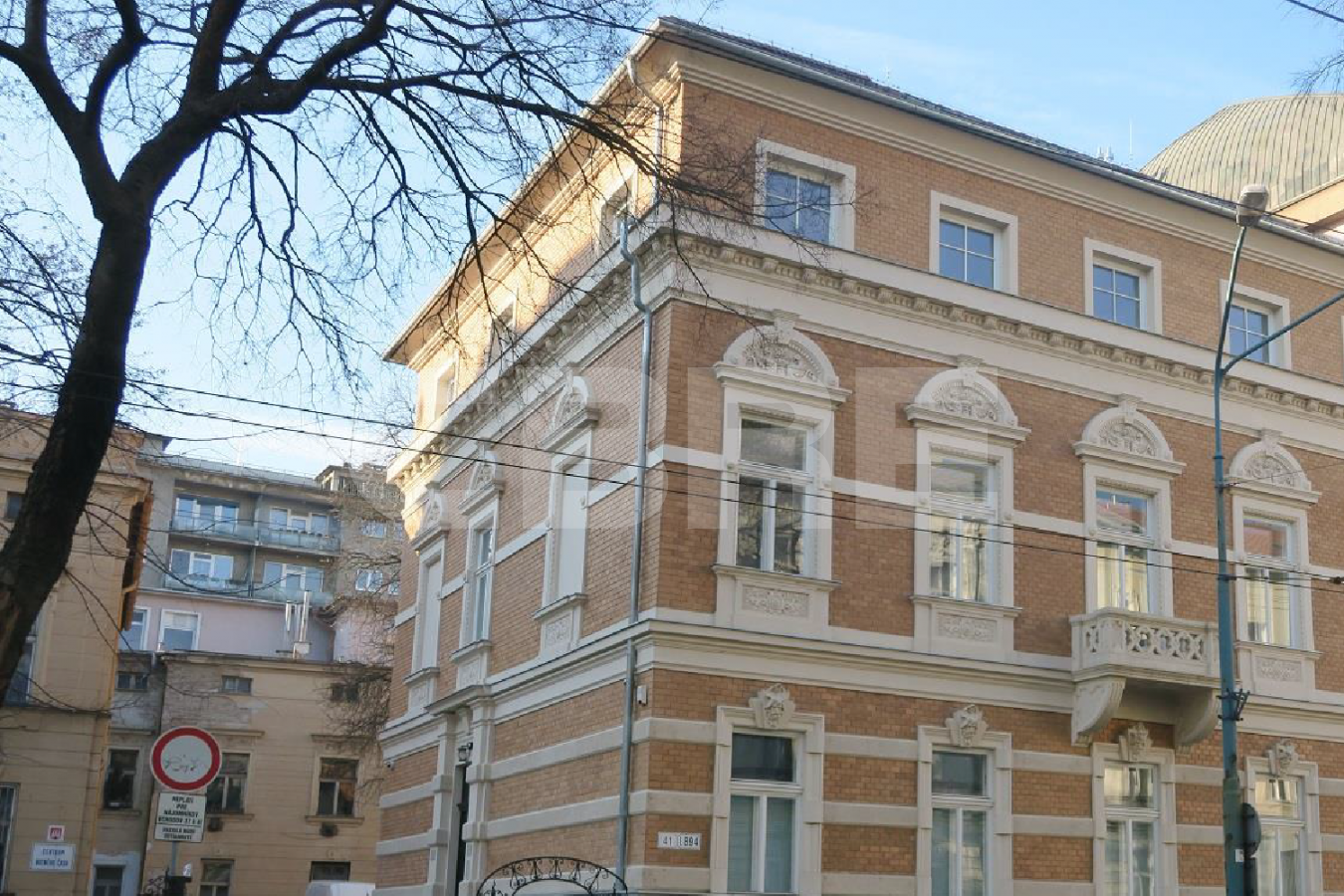 Štefanikova 41, Bratislava - Staré Mesto | Offices for rent by CBRE | 1