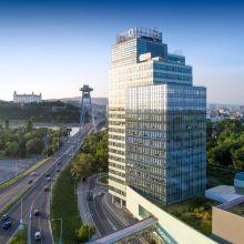 Aupark Tower BA, Bratislava - Petržalka | Prenájom kancelárií od CBRE