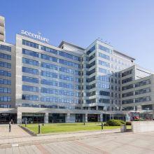 BBC V, Bratislava - Ružinov | Prenájom kancelárií od CBRE