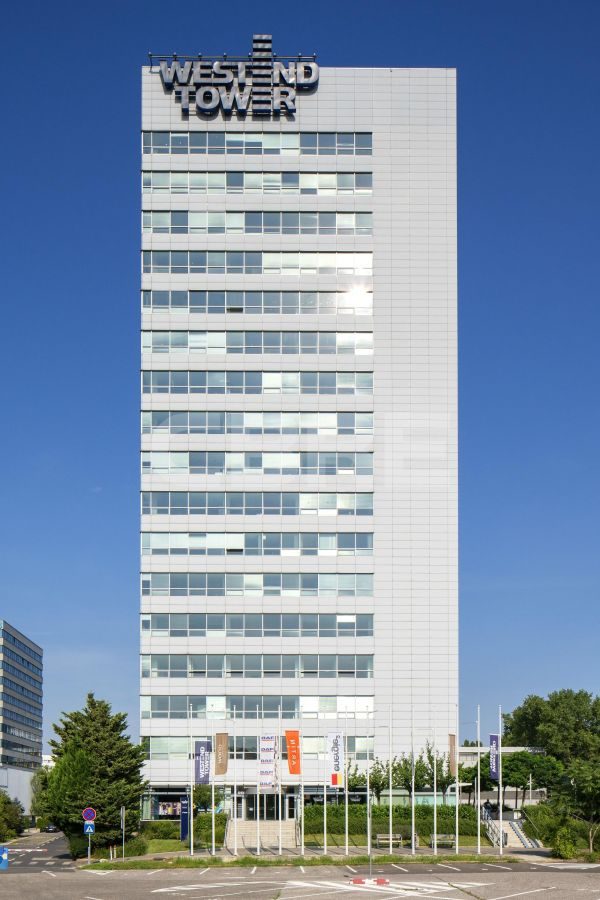 Westend Tower, Bratislava - Karlova Ves | Offices for rent by CBRE | 1
