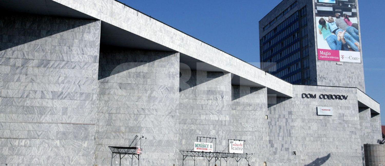 Istropolis - dom kultúry, Bratislava - Nové Mesto | Offices for rent by CBRE