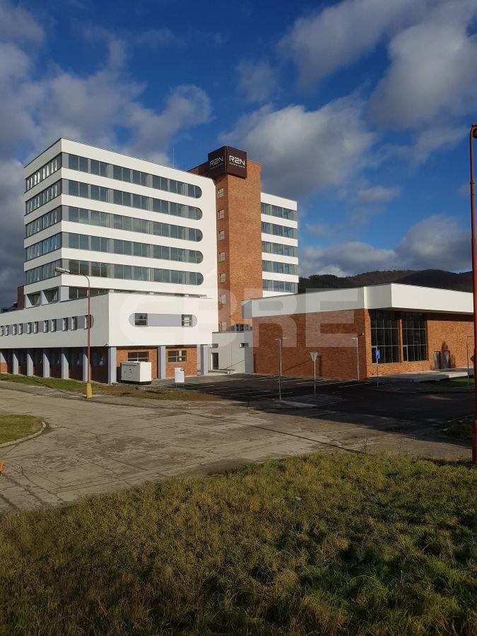 R2N Business Center, Banská Bystrica | Prenájom kancelárií od CBRE | 2