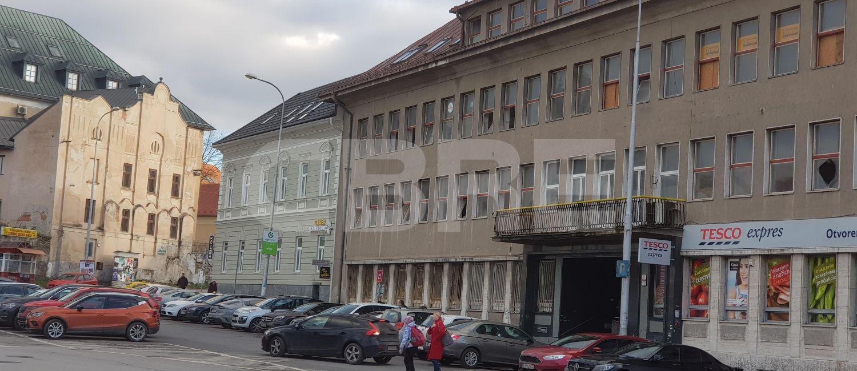 Strieborné námestie Banská Bystrica rekonštrukcia, Banská Bystrica | Offices for rent by CBRE