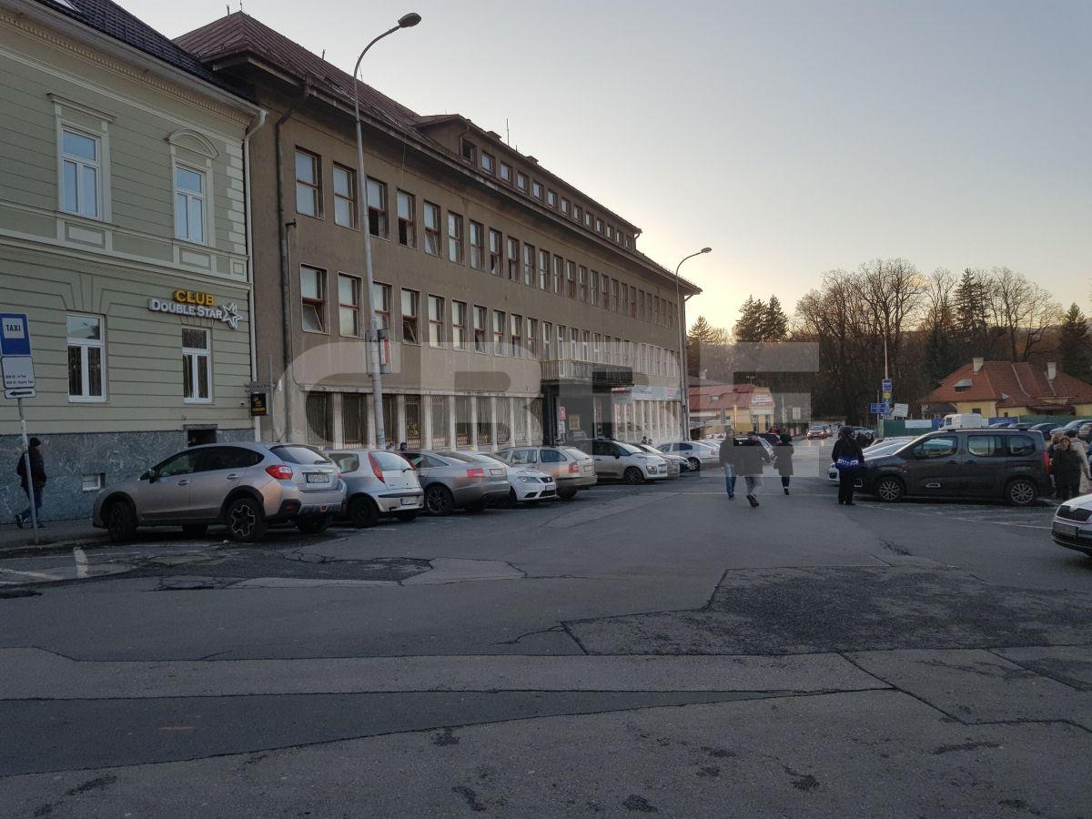 Strieborné námestie Banská Bystrica rekonštrukcia, Banská Bystrica | Offices for rent by CBRE | 1