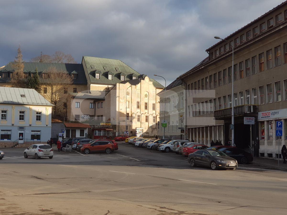 Strieborné námestie Banská Bystrica rekonštrukcia, Banská Bystrica | Offices for rent by CBRE | 2