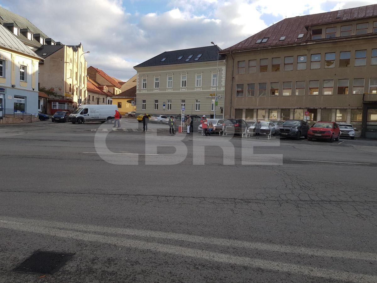 Strieborné námestie Banská Bystrica rekonštrukcia, Banská Bystrica | Offices for rent by CBRE | 4