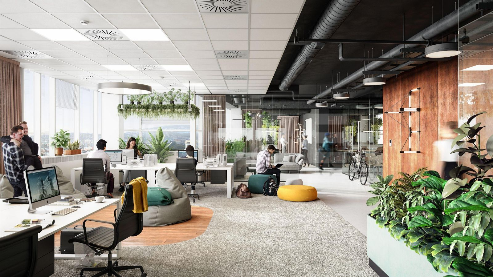 Lakeside Park 02, Bratislava - Nové Mesto | Offices for rent by CBRE | 3