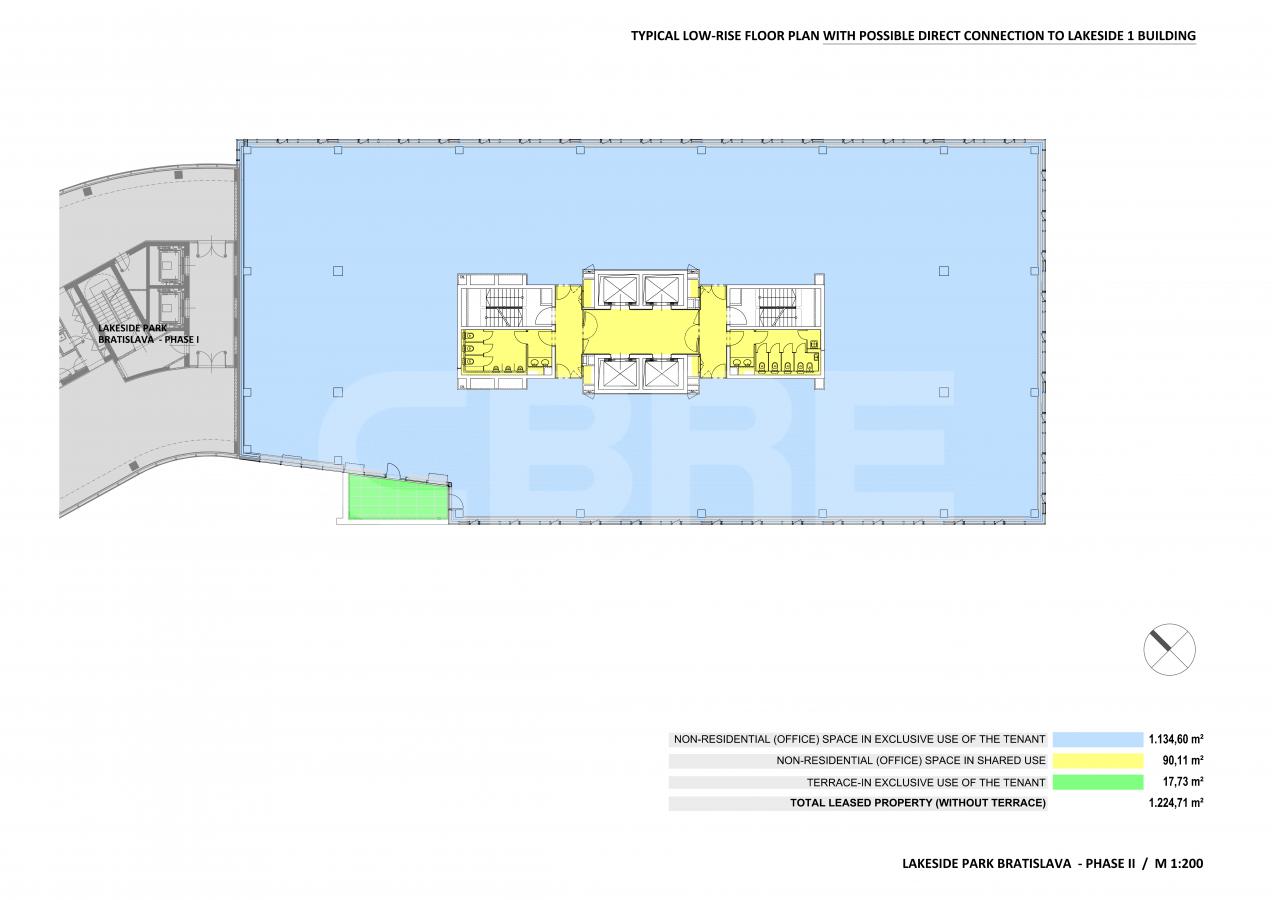 Lakeside Park 02, Bratislava - Nové Mesto | Offices for rent by CBRE | 4