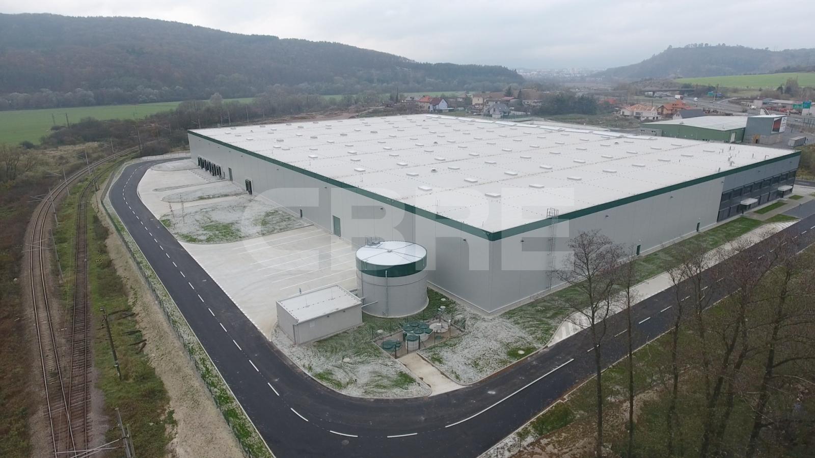 Prologis Park Ziar nad Hronom, Banská Bystrica Region, Žiar nad Hronom | Warehouses for rent or sale by CBRE | 1