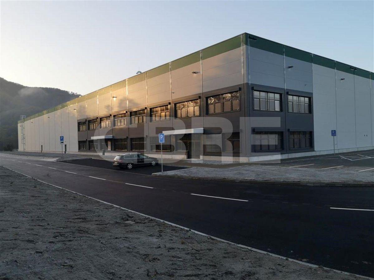 Prologis Park Ziar nad Hronom, Banská Bystrica Region, Žiar nad Hronom | Warehouses for rent or sale by CBRE | 2