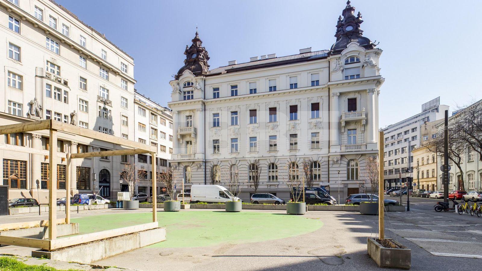 Gorkého 4, Bratislava - Staré Mesto | Prenájom kancelárií od CBRE | 1