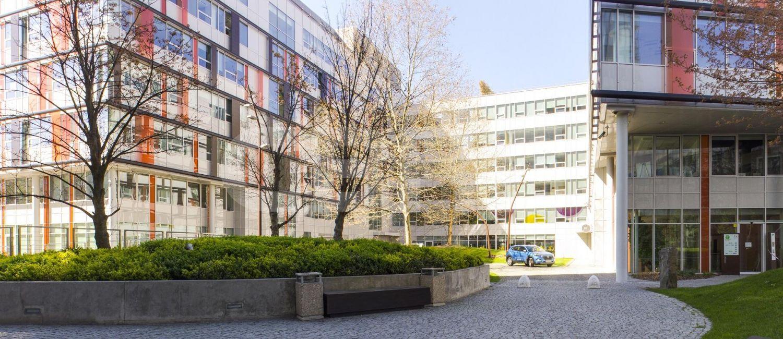 Green Point Offices - Block F+G, Bratislava - Ružinov | Prenájom kancelárií od CBRE