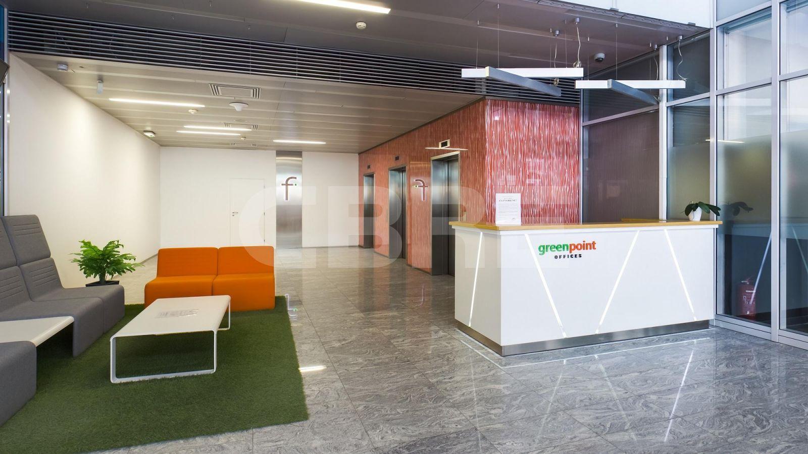 Green Point Offices - Block F+G, Bratislava - Ružinov | Prenájom kancelárií od CBRE | 1