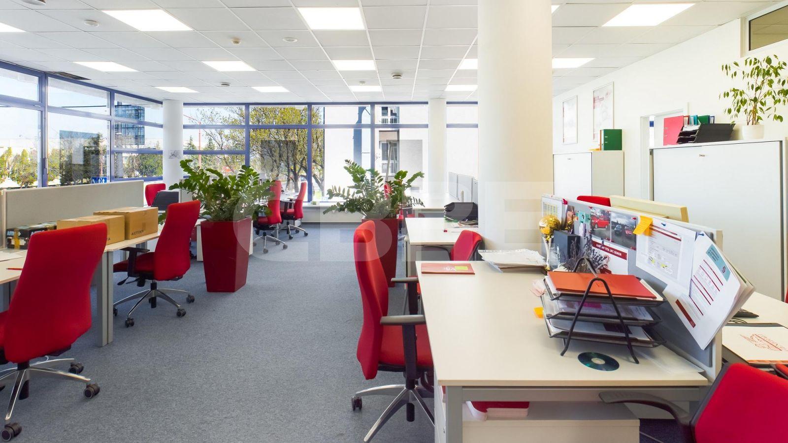 Trnavská cesta Business Center, Bratislava - Nové Mesto | Offices for rent by CBRE | 3