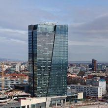 Nivy Tower, Bratislava - Ružinov   Prenájom kancelárií od CBRE