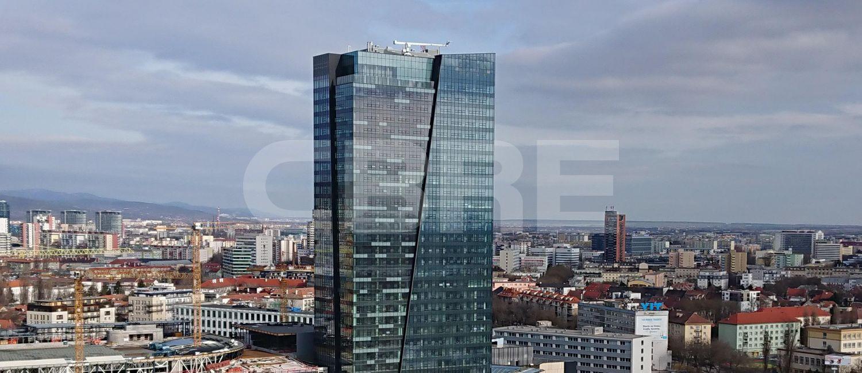 Nivy Tower, Bratislava - Ružinov | Prenájom kancelárií od CBRE