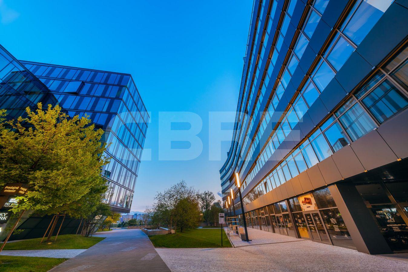 Digital Park Phase I, Bratislava - Petržalka | Prenájom kancelárií od CBRE | 7