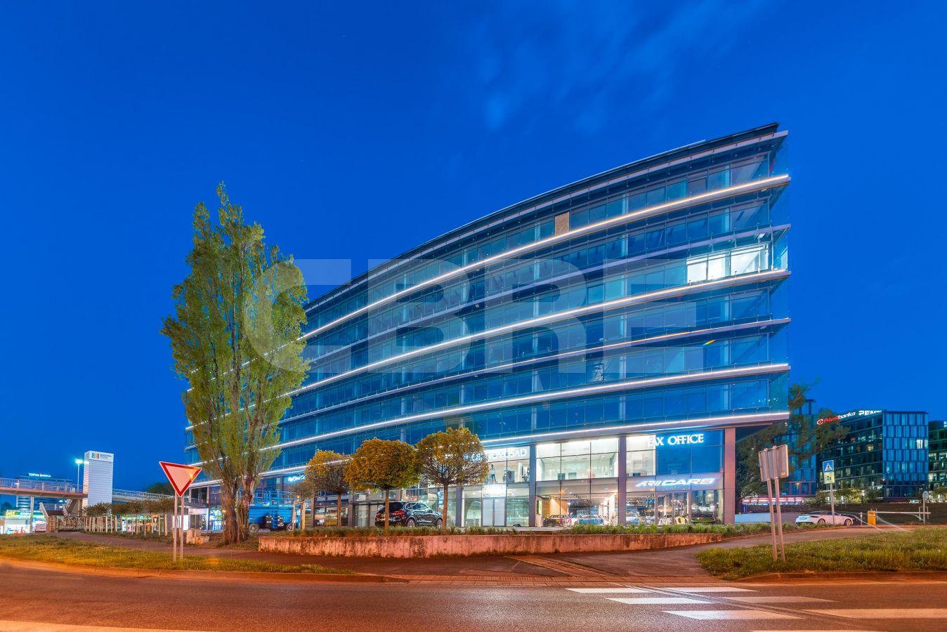 Digital Park Phase I, Bratislava - Petržalka | Prenájom kancelárií od CBRE | 9