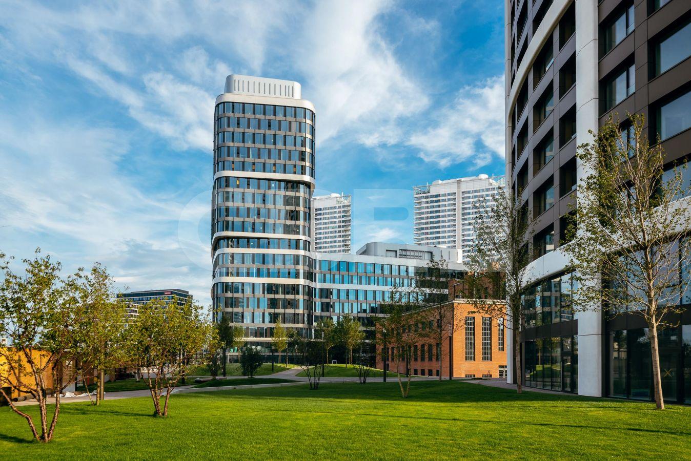 Sky Park Offices, Bratislava - Staré Mesto | Prenájom kancelárií od CBRE | 3