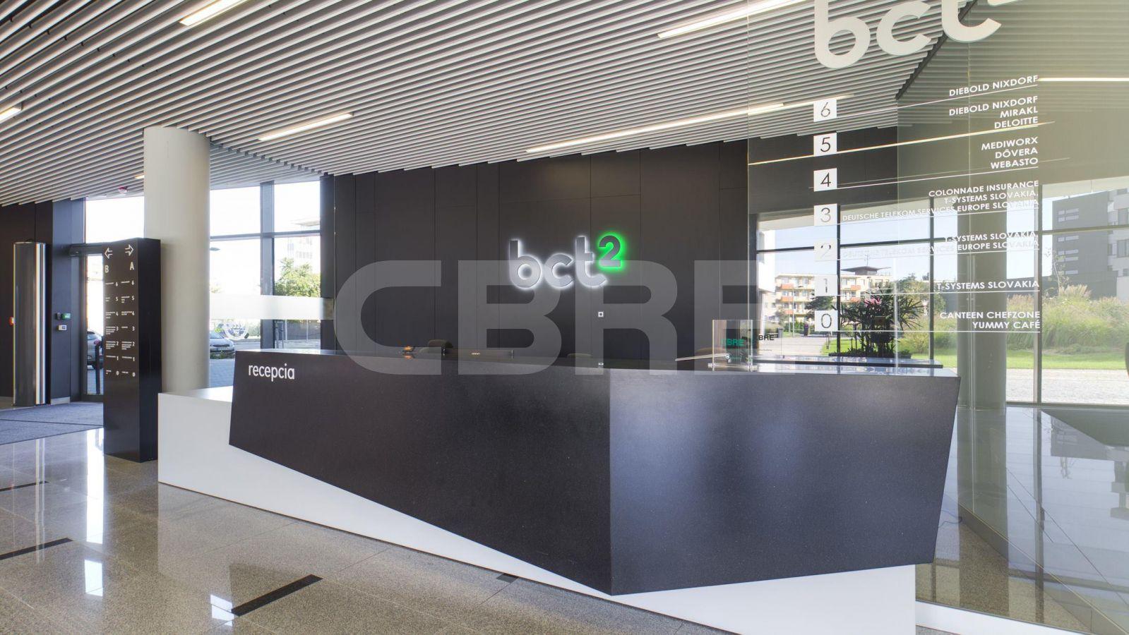 BCT2, Košice - Staré Mesto | Prenájom kancelárií od CBRE | 5