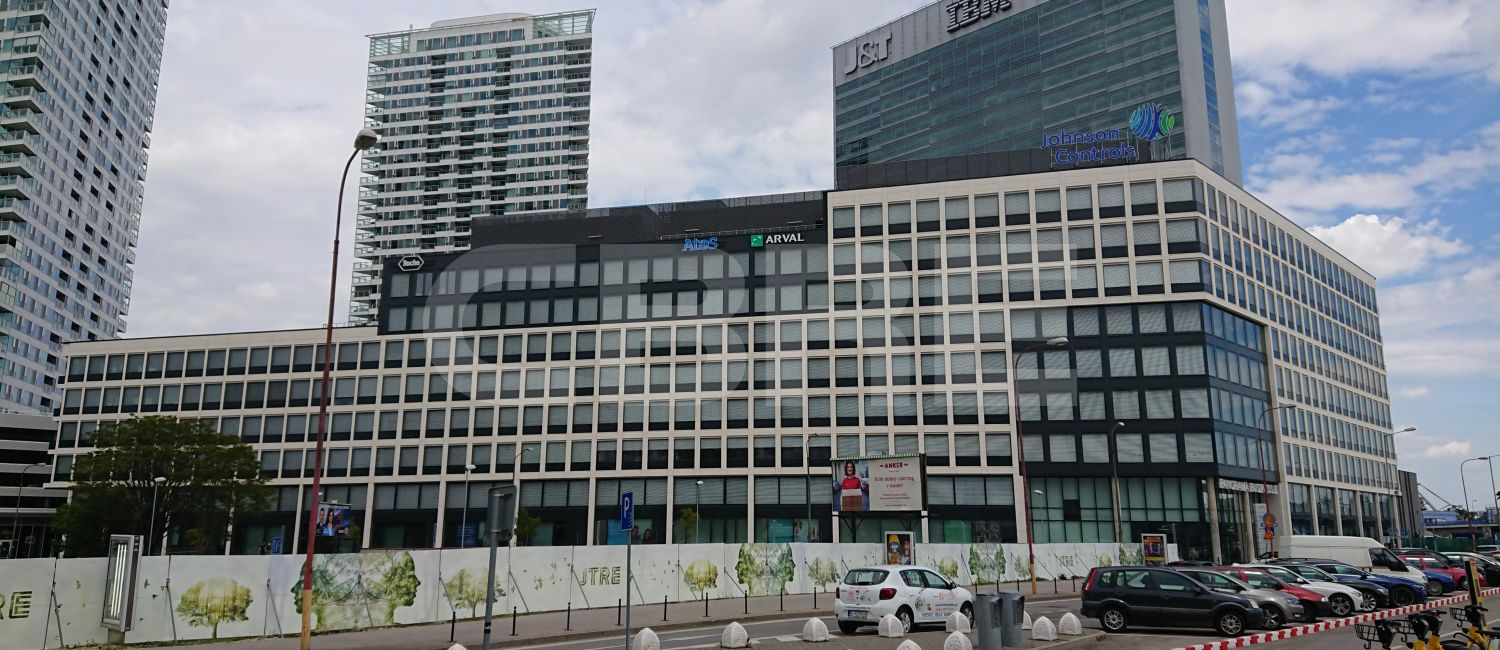 Panorama Business II - Sublease or Surrender, Bratislava - Staré Mesto | Offices for rent by CBRE