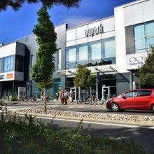 Aupark Piešťany, Trnavský kraj, Piešťany | Prenájom a predaj skladov a výrobných hál od CBRE