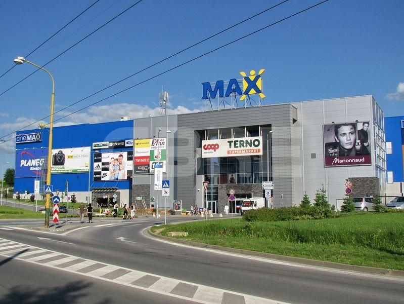 ZOC MAX Žilina, Žilinský kraj, Žilina | Retails for rent or sale by CBRE