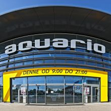 Aquario Shopping Center, Nitra Region, Nové Zámky | Retails for rent or sale by CBRE