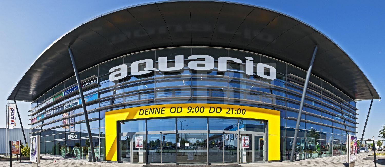 Aquario Shopping Center, Nitra Region, Nové Zámky   Retails for rent or sale by CBRE