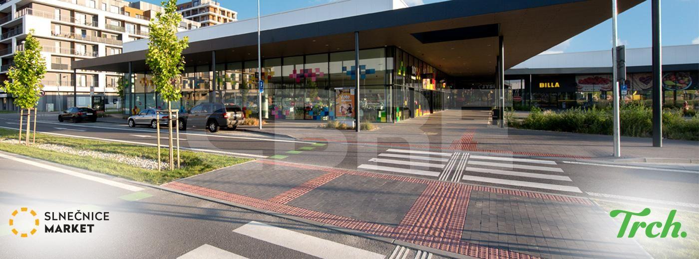 Slnečnice Market, Bratislavský kraj, Bratislava - Petržalka   Retails for rent or sale by CBRE